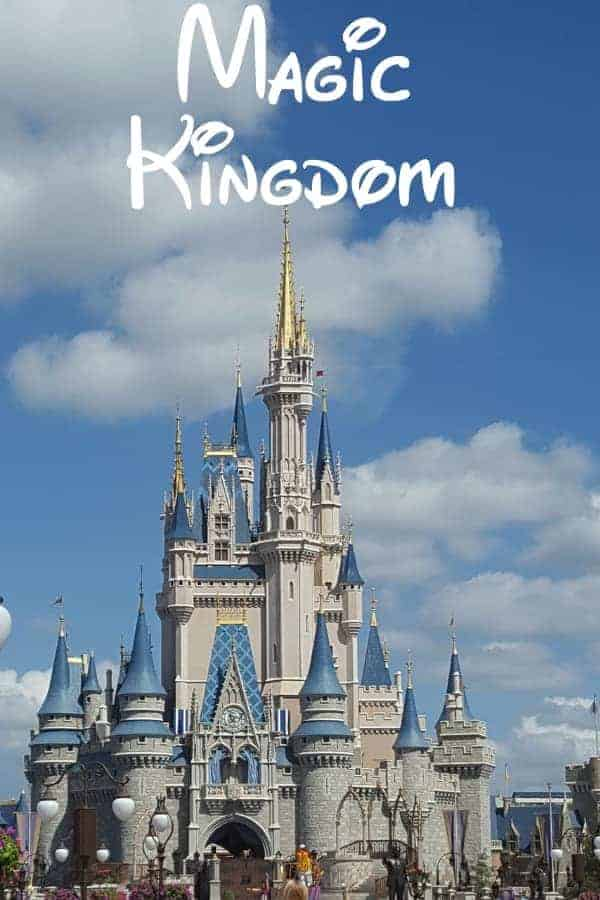 Magic Kingdom Walt Disney World Park