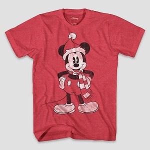 Mickey Santa Shirt