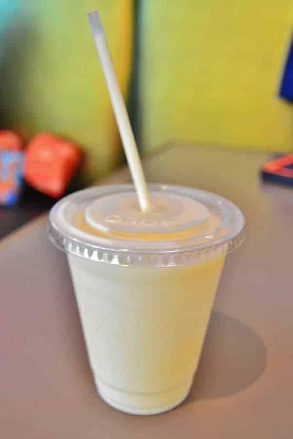 Pineapple Paradise Milkshake