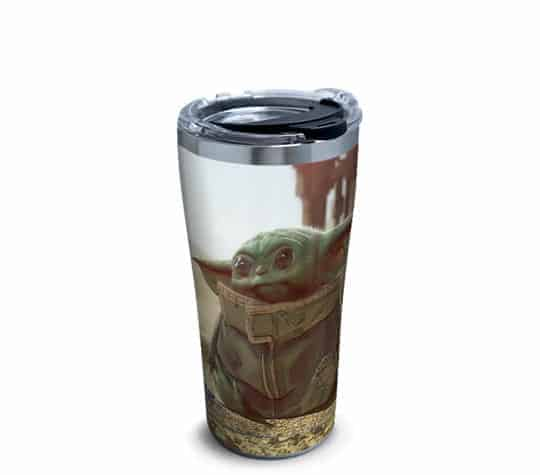 Mandalorian The Child Tervis
