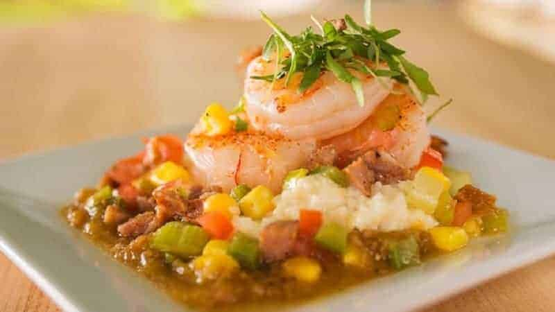 Coral Reef Restaurant Shrimp & Grits