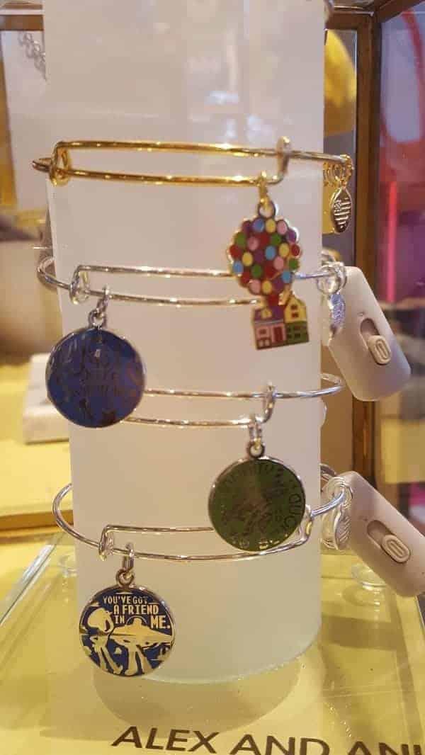 Disney Alex & Ani Bracelets