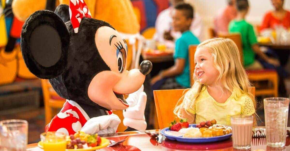 Disney Dining Facts