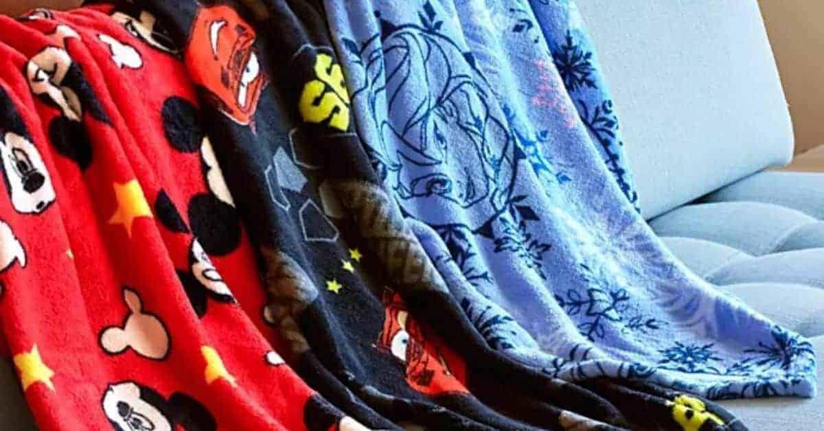 Disney Fleece Blankets