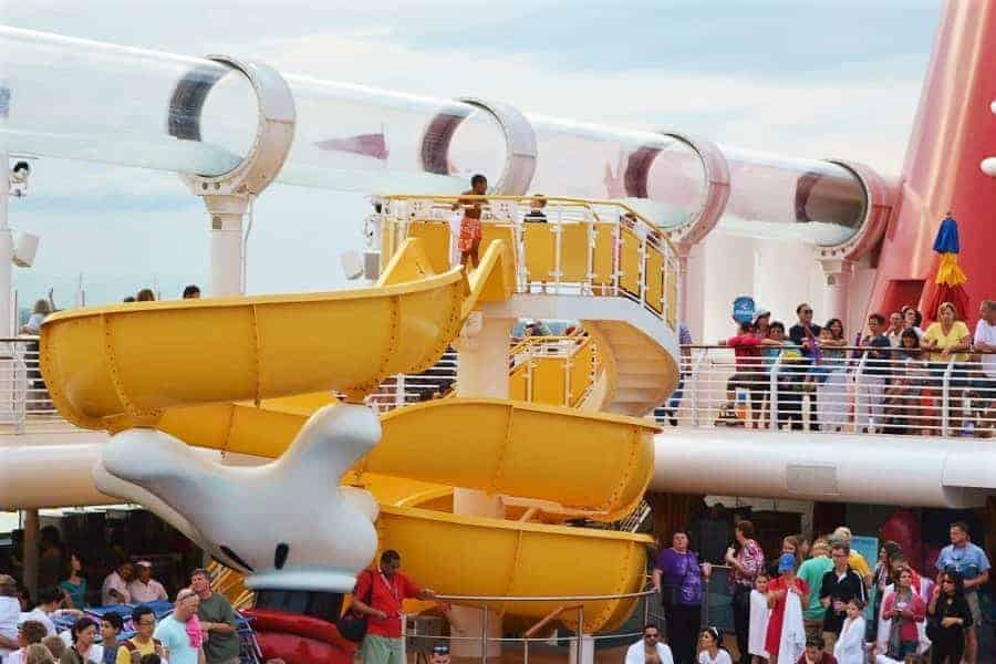 Disney Fantasy Water Fun