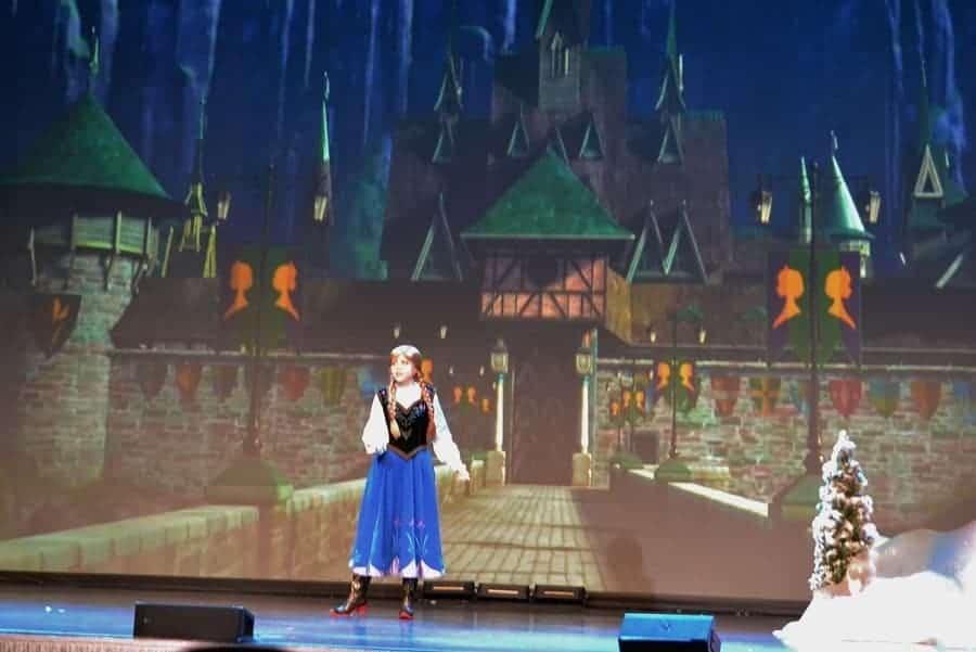 Frozen Sing Along Celebration at Hollywood Studios