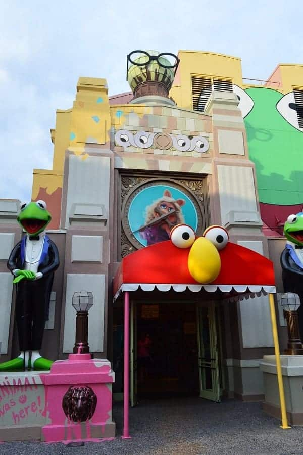 Muppets 3D at Hollywood Studios