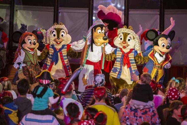 5 Disney Cruise Pirate Night Tips