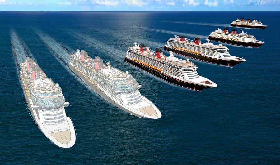 Two NEW Disney Cruise Ships