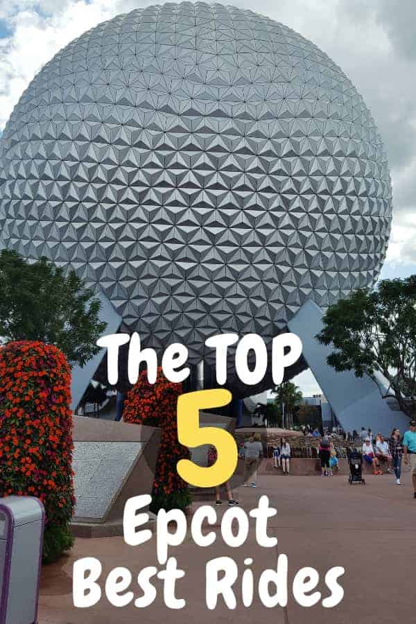 5 Family Favorites at Epcot: Best Rides at the Park
