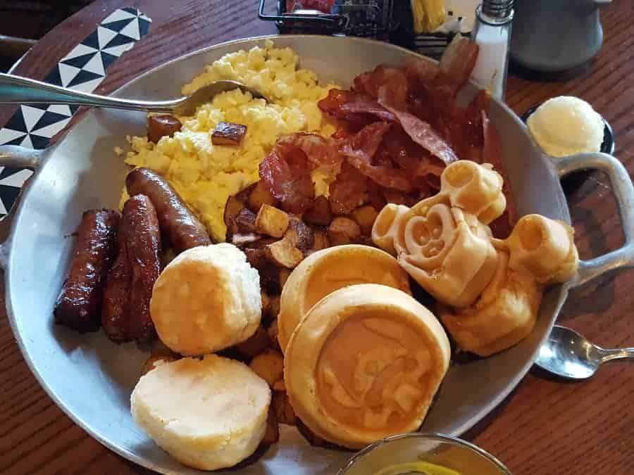 Ohana Breakfast