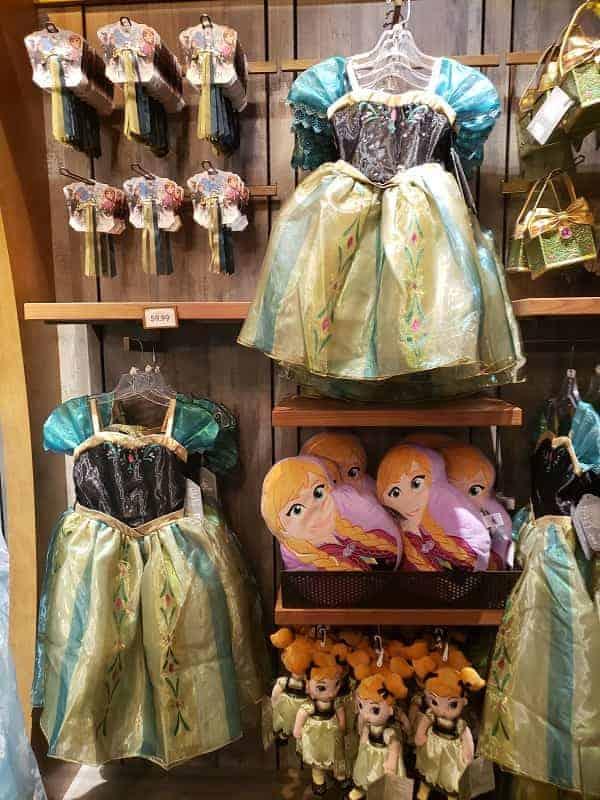 Anna Frozen Souvenirs