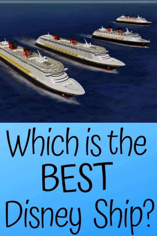 Which is the BEST Disney Cruise Ship?