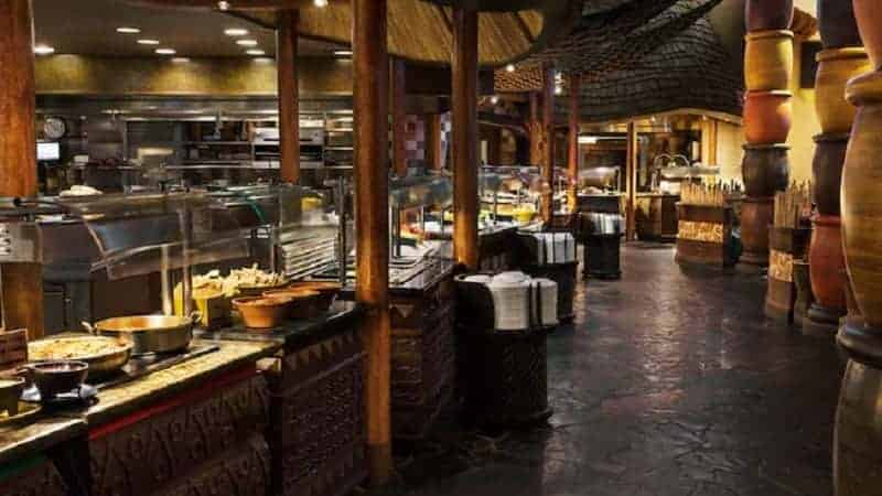 Boma Flavors of Africa in Animal Kingdom Lodge