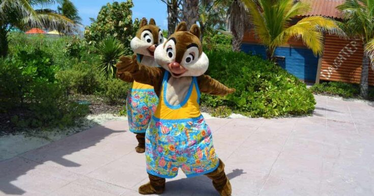 Disney Cruise Characters You Might to See