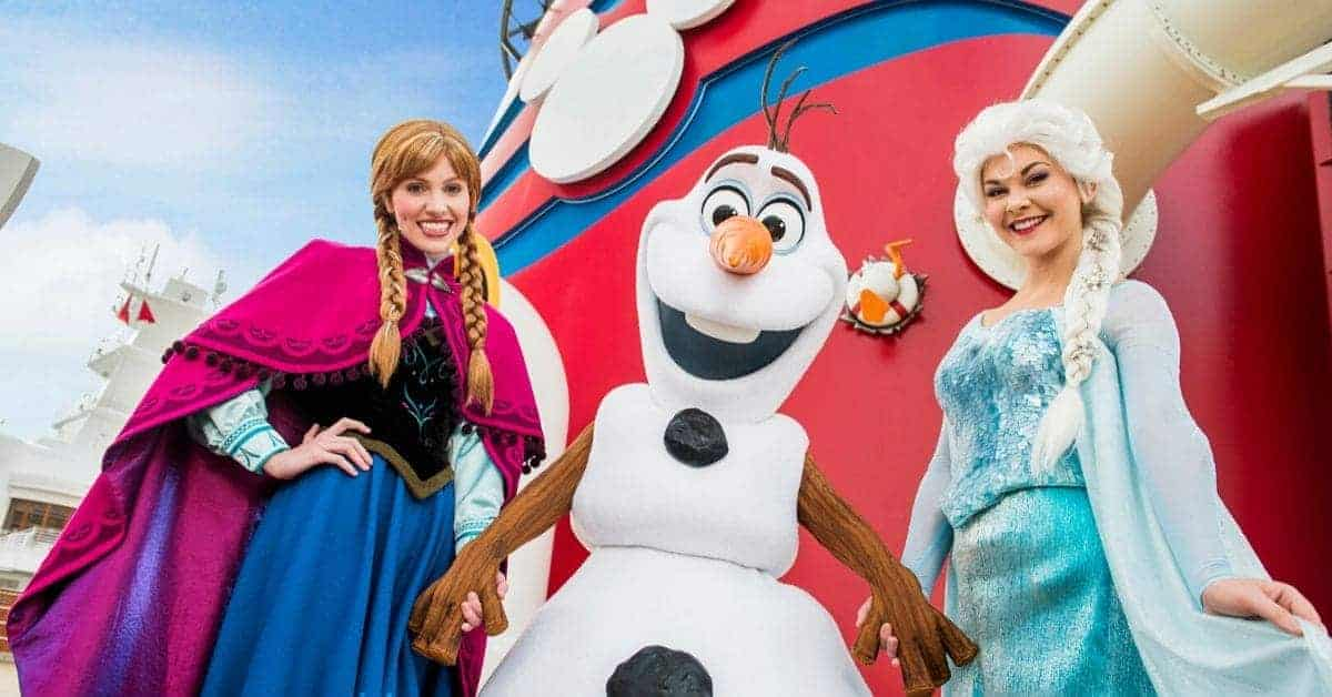 Disney Cruise Characters You'll be able to Meet
