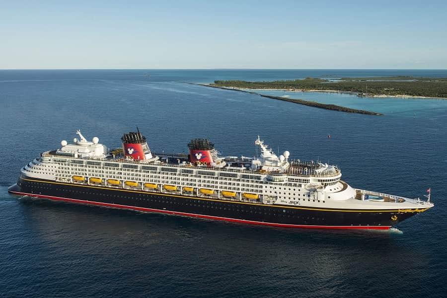 Disney Magic Cruise Ship Information
