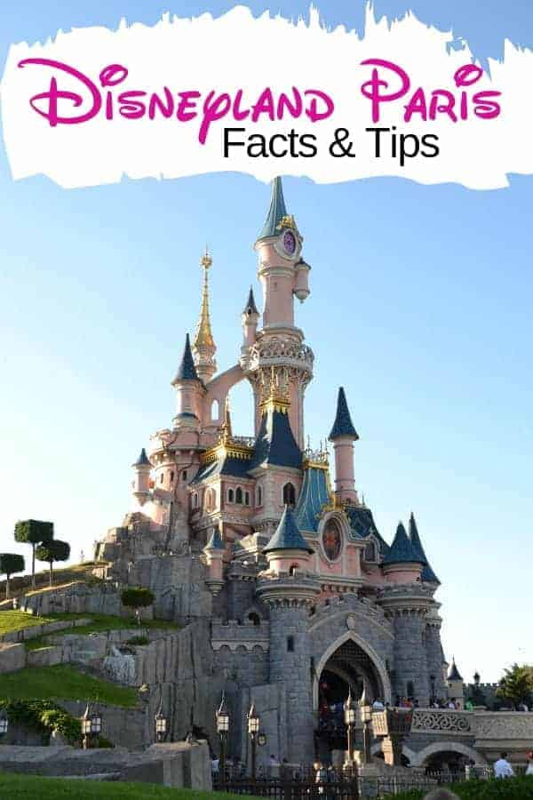 Disneyland Paris Facts: What You Probably Don't Know