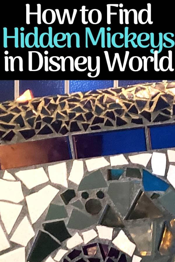 How to Find Hidden Mickeys in Disney World