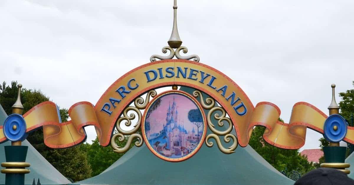 Parc Disneyland in Paris