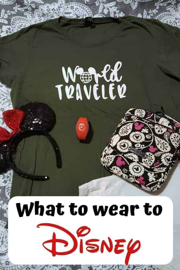 List of What to Wear to Disney World in Florida