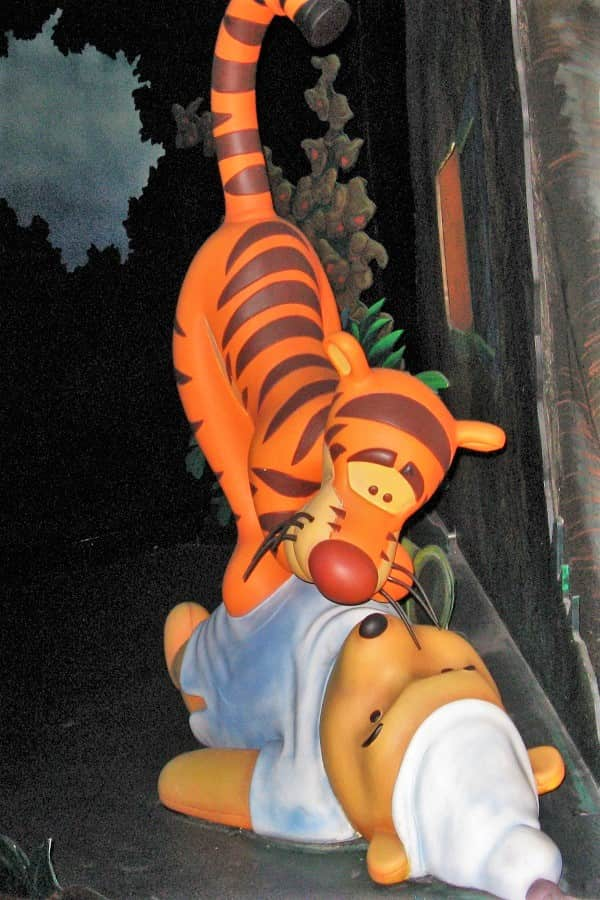 Adventures of Winnie the Pooh Ride