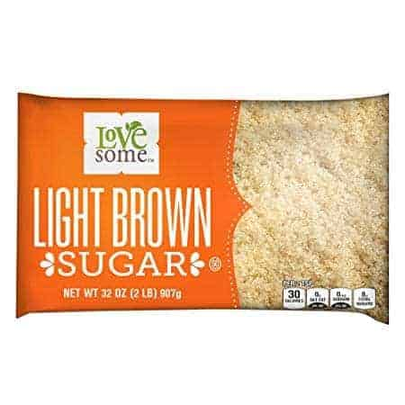 Lovesome Light Brown Sugar