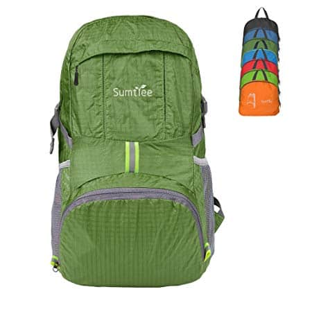 Sumtree  Ultra Lightweight Foldable Backpack