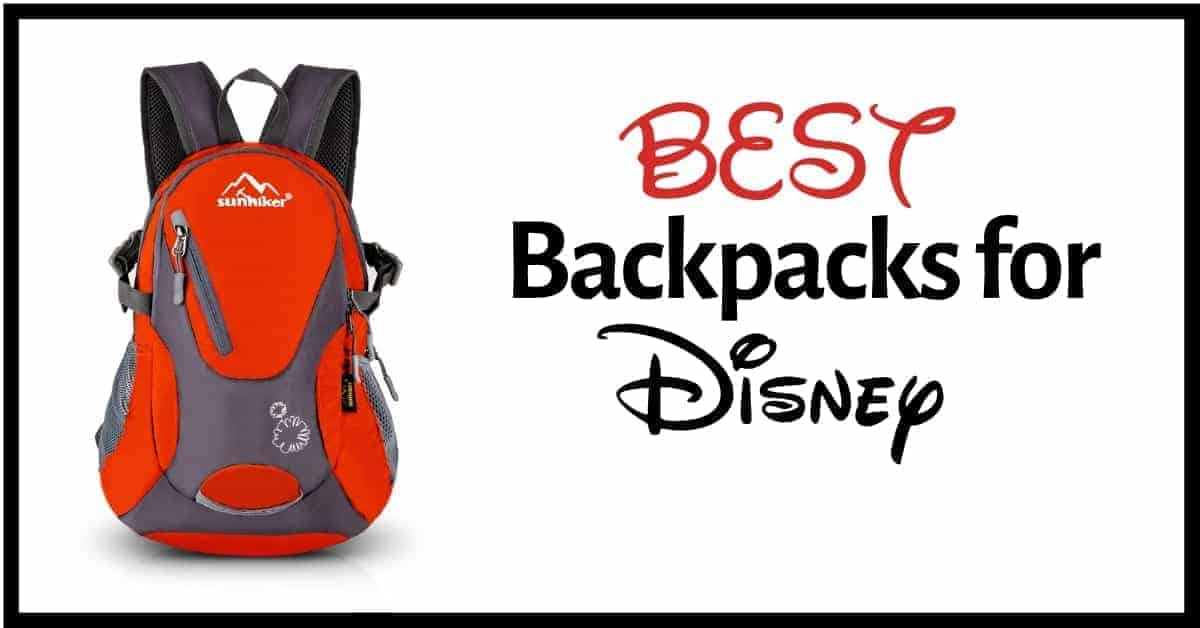 Backpacks for Disney