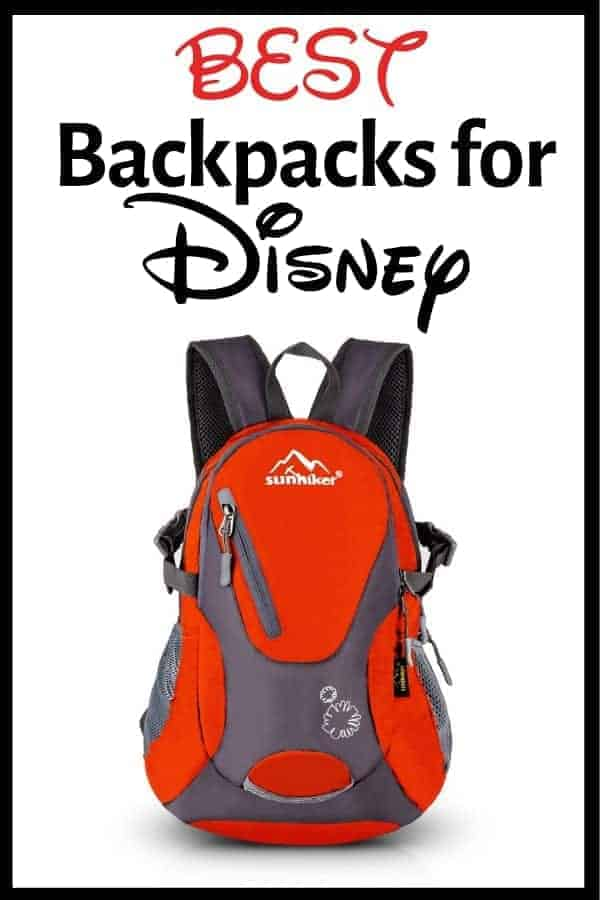 Best Backpacks for Disney World & Disneyland