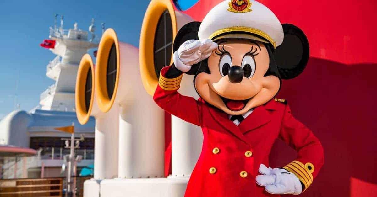 Disney Western Mediterranean Cruise