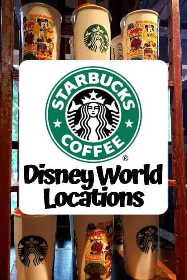 Disney World Starbucks Locations