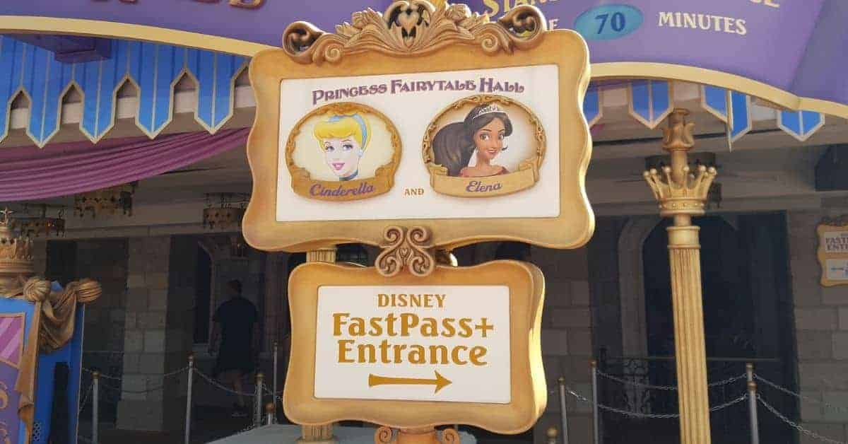 Fastpass Secrets for Disney World