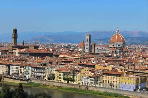 Disney Cruise to Florence