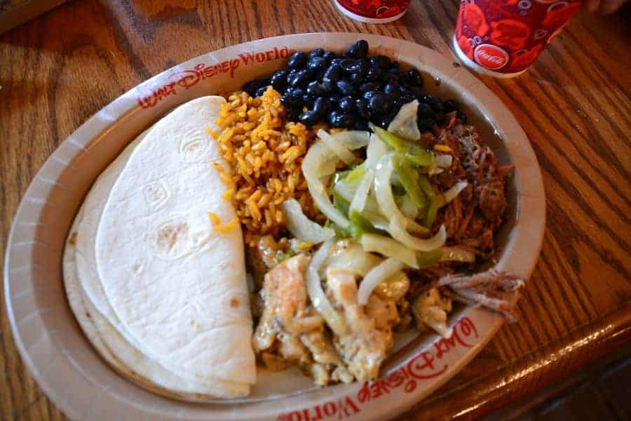 Fajitas at Pecos Bill