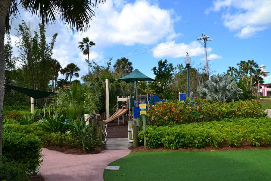 Caribbean Beach Play Area