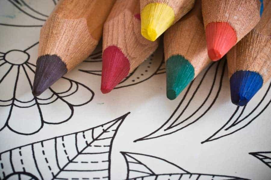Coloring for Teens in Theraputic