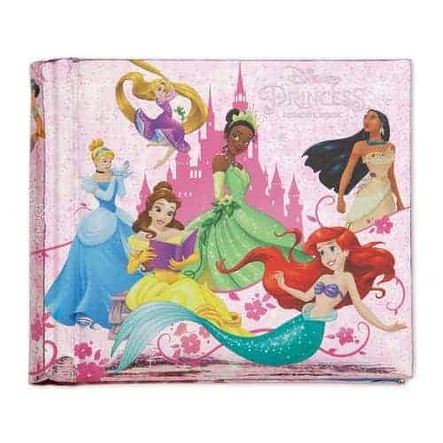 Disney Princess Memory Book