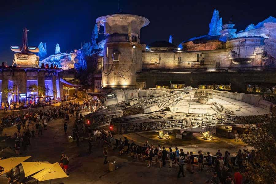 Galaxy's Edge Opening in Disney World