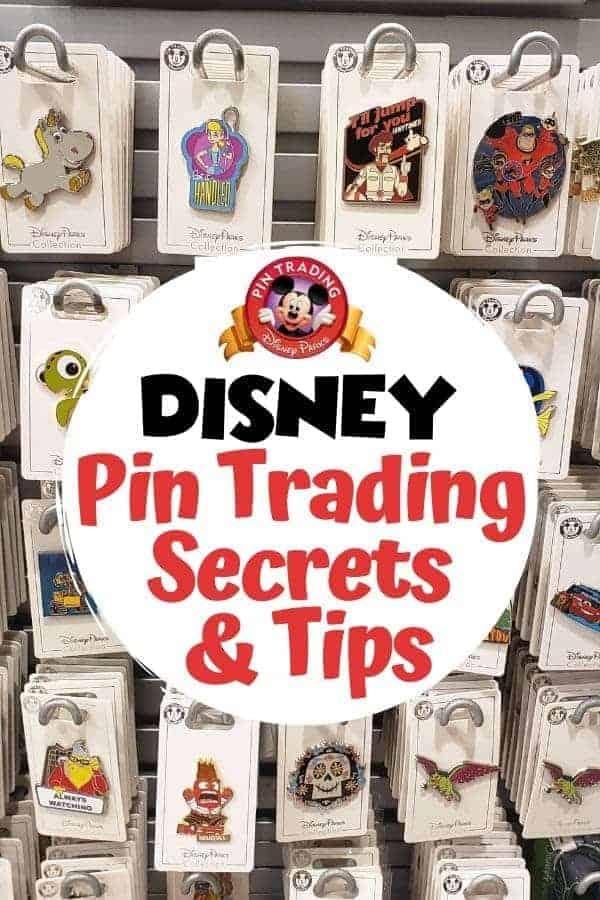 Disney Pin Trading Secrets & Tips