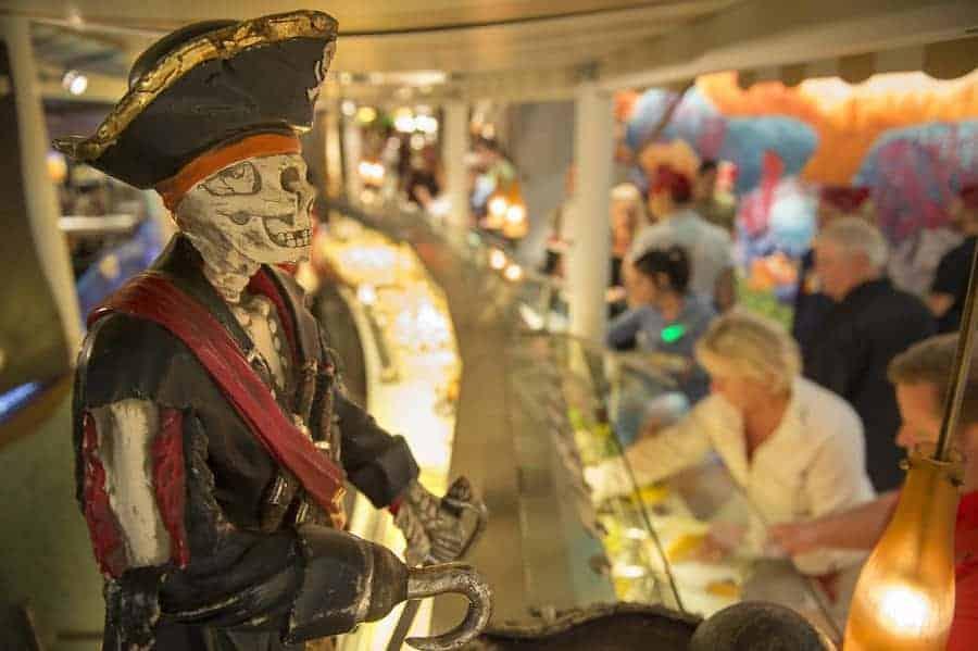 Pirate Night Buffet