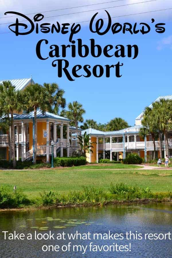 Disney Caribbean Resort is one of the Best Moderate Resorts to Stay