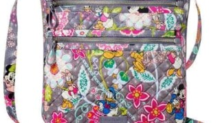 Mickey Mouse and Friends Hipster Bag by Vera Bradley