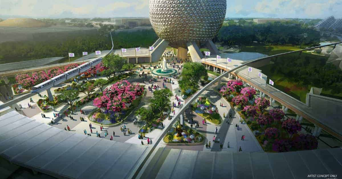 Future Epcot Rides & Attractions