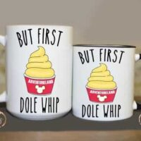 But First Dole Whip Coffee Mug