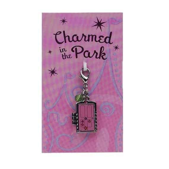 Disney Parks Charm Charmed In The Park Monsters Inc. Door Dangle