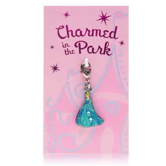 Disney Parks Charmed In The Park Cinderella Charm Dangle