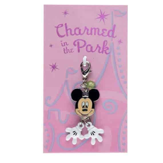 Disney Parks Charmed In The Park Mickey Mouse Hands Charm