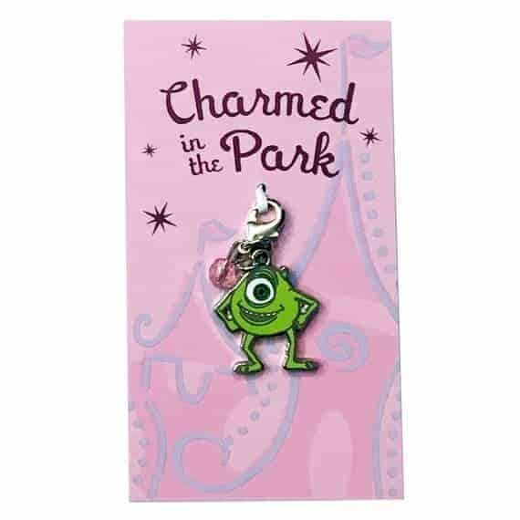 Disney Parks Charmed In The Park Mike Wazowski Charm - Monsters Inc