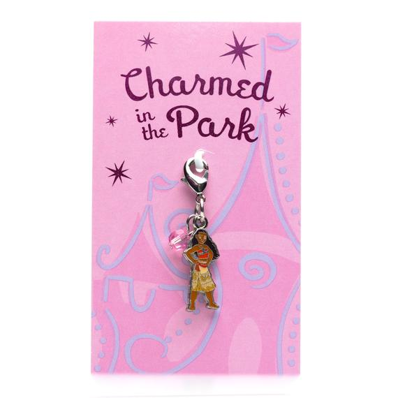 Disney Parks Charmed In The Park Moana Charm Dangle